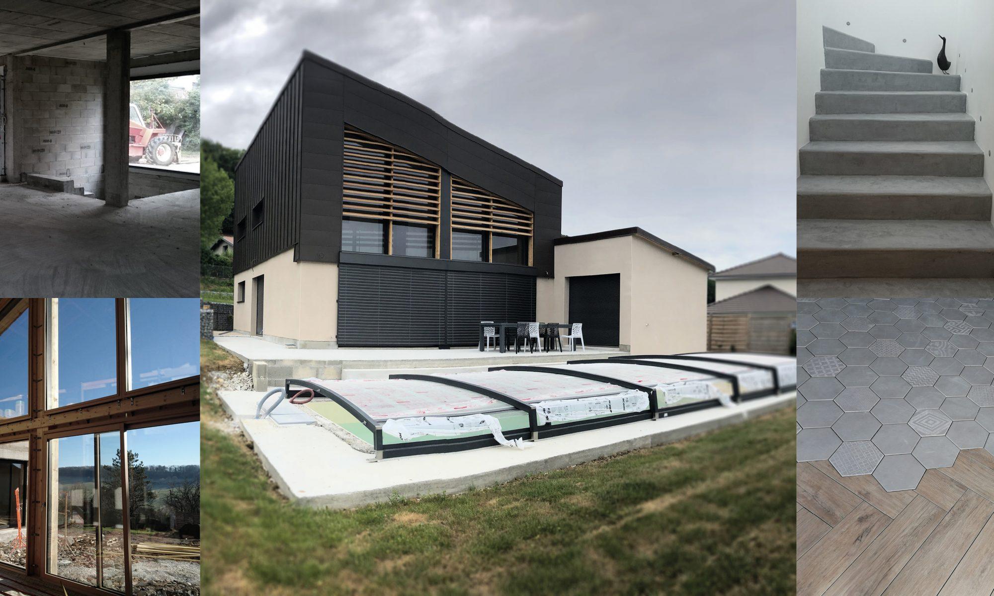 IDEA CONCEPT Architecture : construction de maison individuelle