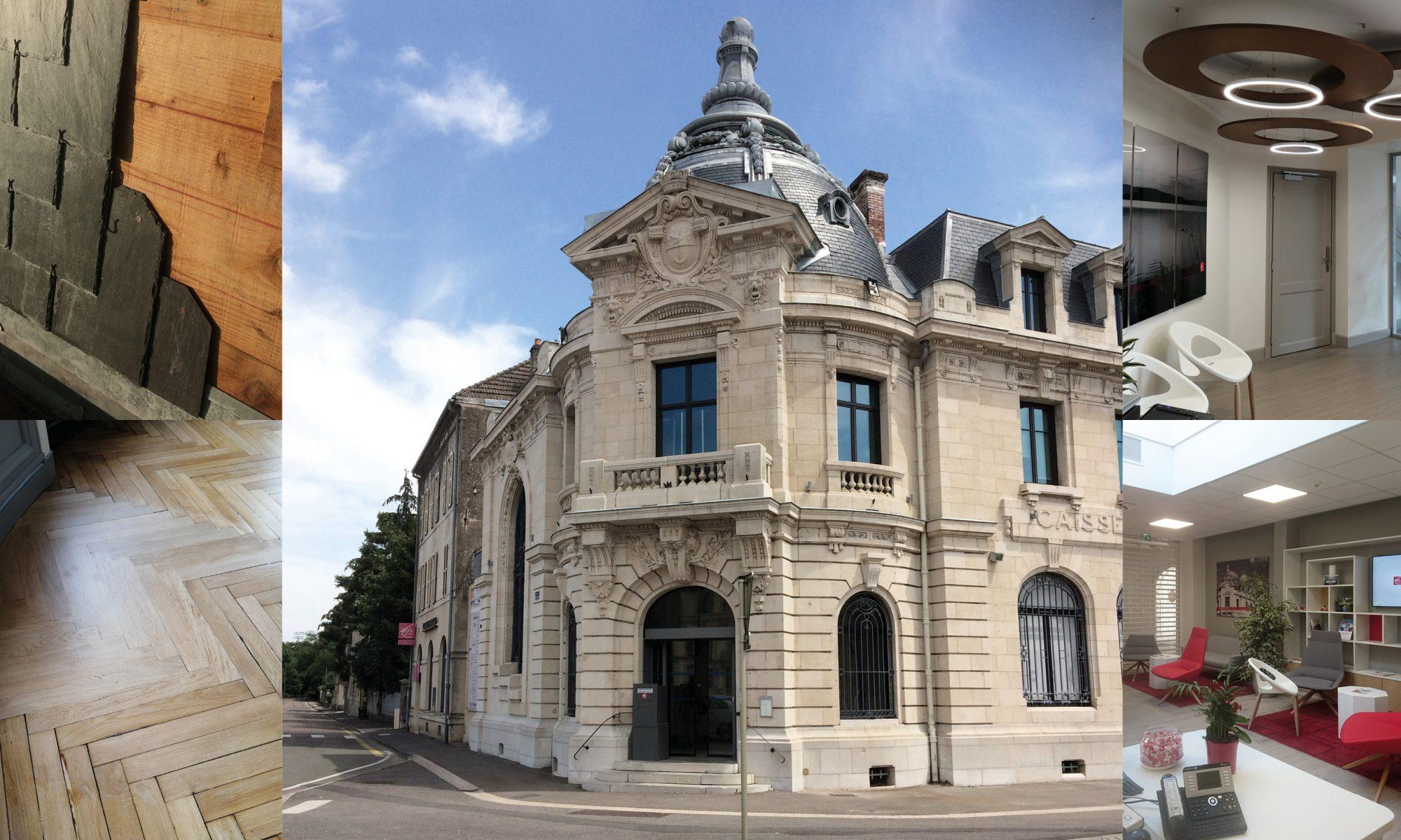IDEA CONCEPT Architecture : rénovation de patrimoine