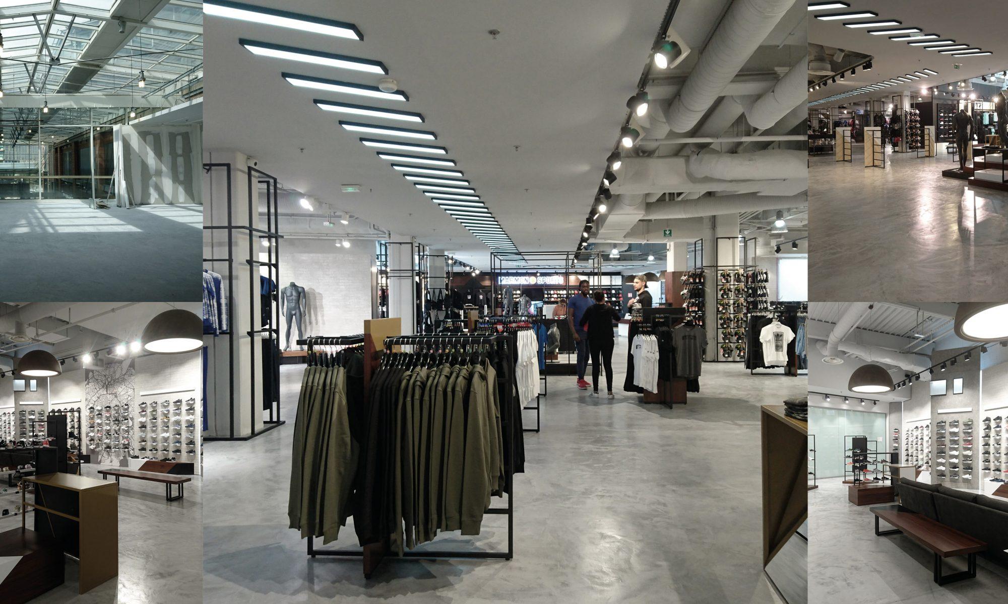 IDEA CONCEPT Architecture : conception de boutiques